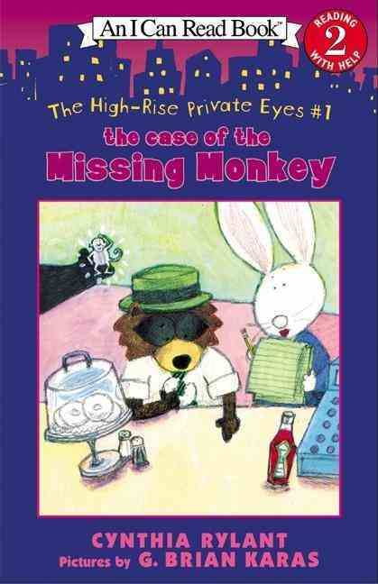 The Case of the Missing Monkey By Rylant, Cynthia/ Karas, G. Brian (ILT)